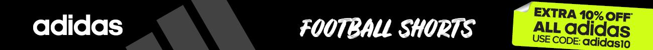 adidas Football Shorts Banner