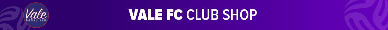 Vale FC Banner