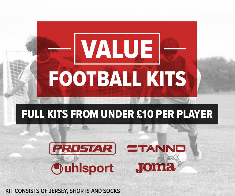 Value Football Kits