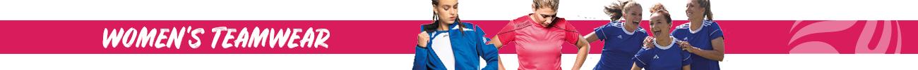 Women's Teamwear Banner